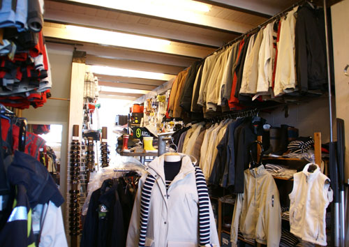 Tienda de ropa nautica online